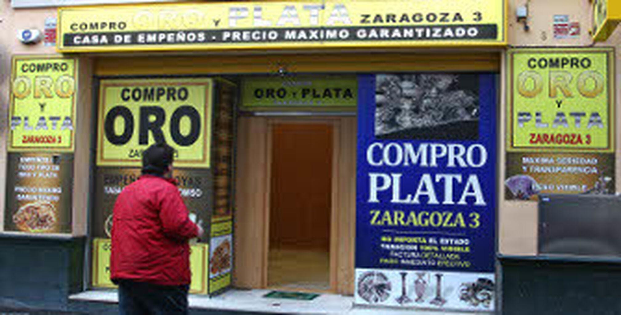 05a8aa935efa Sevilla - Roba joyas y 15.000 euros diciendo ser policía en un Compro Oro -  Diario de Sevilla