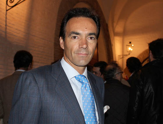 El torero Manuel Jesús 'El Cid'.  Foto: Victoria Ramírez