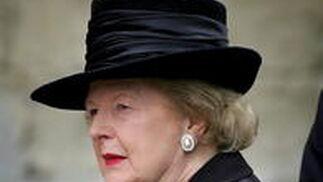 Margaret Thatcher.  Foto: EFE