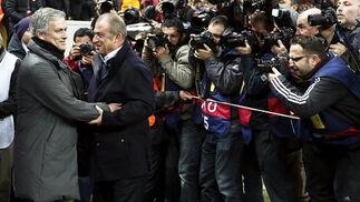 Las imágenes del Galatasaray-Real Madrid de Champions