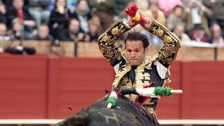 Antonio Ferrera.  Foto: Juan Carlos Mu?