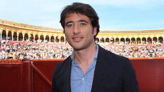 El torero Antonio Fernández Pineda.  Foto: Victoria Ramírez