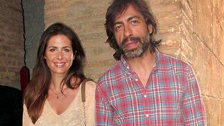 Nuria Roca y Juan del Val.  Foto: Victoria Ramírez