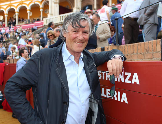 El empresario Simón Casas.  Foto: Victoria Ramírez