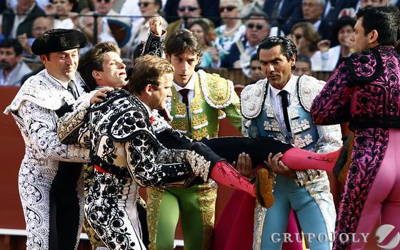El Juli. / Juan Carlos Muñoz
