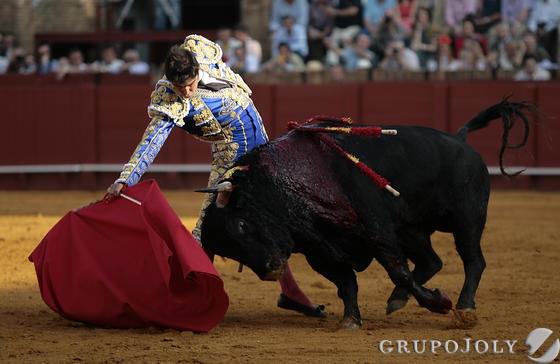Miguel Ángel Perera. / Juan Carlos Muñoz