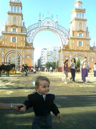 El Domingo de Feria, en imágenes