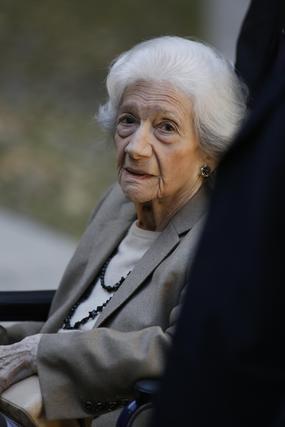 Ana María Matute. / José Ramón Ladra