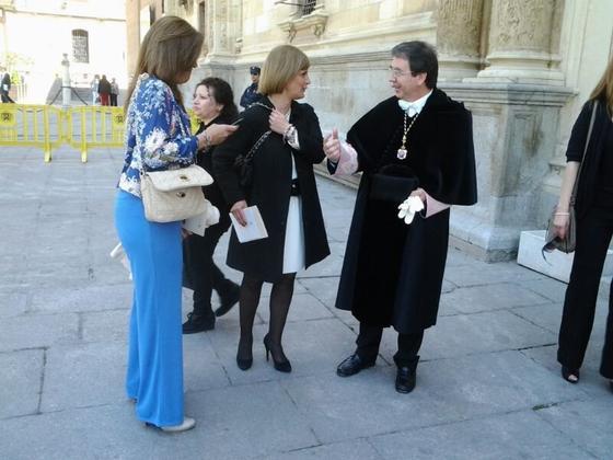 Las imágenes del Premio Cervantes