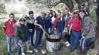 Romería de Los Barrios  Foto: Erasmo Fenoy / Fran Montes