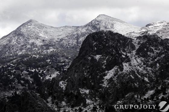 Sierra del Endrinal  Foto: Ramón Aguilar