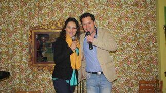 Integrantes del dúo musical Capricho  Foto: Fito Carreto