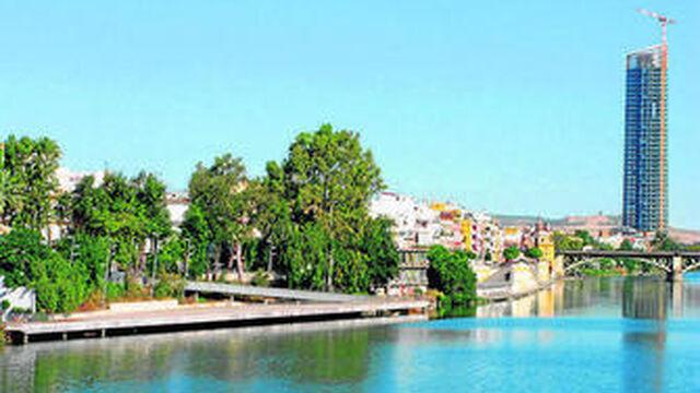 Urbanismo aprueba las terrazas de veladores en la pasarela for Terrazas fluviales