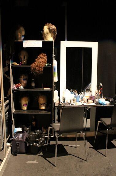 Vestuario y backstage - Actualidad