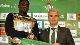 Los fichajes del Betis 2013/2014