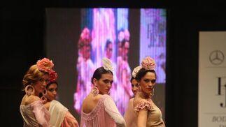 7ª edición - MB Pasarela Flamenca de Jerez 2014