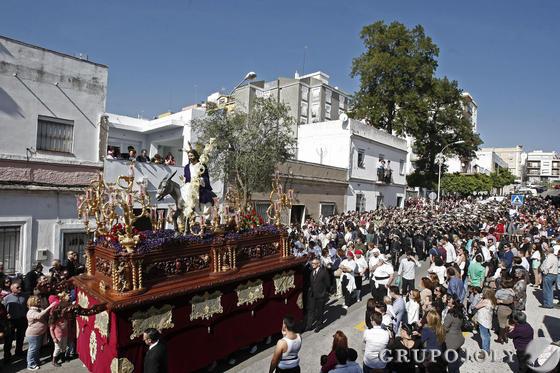 Borriquita (Algeciras)/Erasmo Fenoy