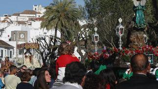Magna en San Roque  Foto: Paco Guerrero