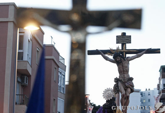 Misericordia en Algeciras  Foto: Erasmo Fenoy