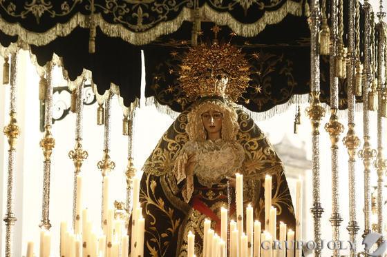 Santo Entierro en Algeciras  Foto: Erasmo Fenoy
