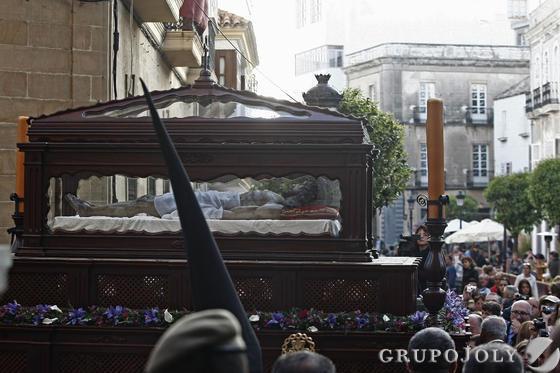 Santo Sepulcro en Tarifa  Foto: Erasmo Fenoy