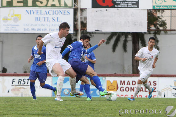 El XDFC se deja igualar un 0-2  Foto: Sonia Ramos