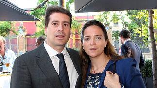 Ramón Troyano y Alicia Martínez.  Foto: Victoria Ramírez