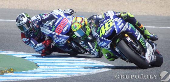 Carrera de MotoGP.  Foto: Manuel Aranda