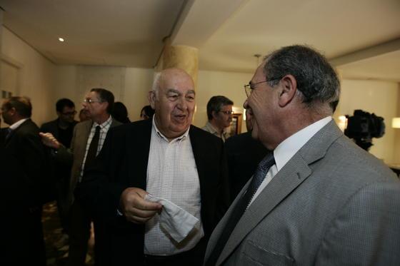 José Anotnio Picón y Francisco Góngora  Foto: Javier Alonso / Rafael G.