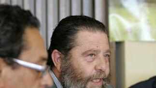 Antonio Sánchez Villaverde, alcalde de Montoro.   Foto: José Martínez