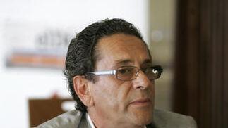 José Ramón de la Rosa Román, empresario.  Foto: José Martínez
