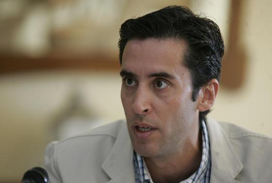 Juan Carlos Vega.  Foto: José Martínez
