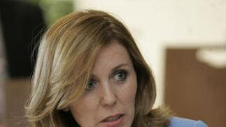Ana Romero, directora general de calidad de la Junta.   Foto: José Martínez