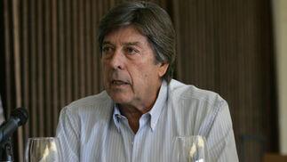 Salvador Cubero Navarro, secretario ejecutivo de la Asociación Española de Municipios del Olivo.   Foto: José Martínez