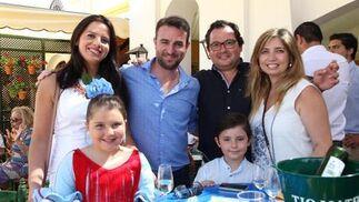 Martes en la caseta 'Diario de Jerez'