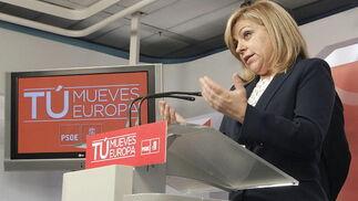 Elena Valenciano  Foto: EFE