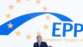 Juncker tras conocer los resultados  Foto: EFE