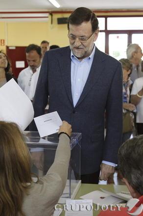 Mariano Rajoy  Foto: EFE