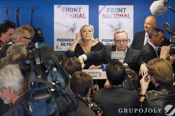 Marine Le Pen  Foto: EFE