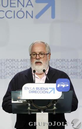 Miguel Arias Cañete  Foto: EFE