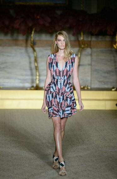 Primavera-verano 2015 - London Fashion Week SS2015