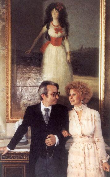 Duquesa de Alba - Actualidad