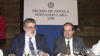 Manuel Chaves y José Manuel Lara.