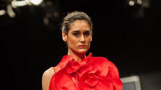 'Revuelo' - Pasarela Flamenca de Jerez 2015