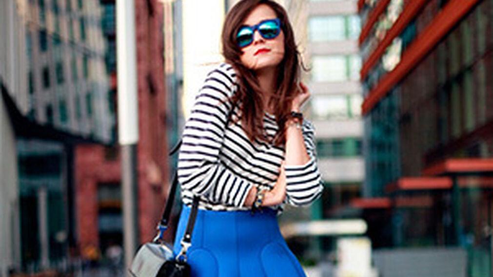 Azul marinerita  - Outfit