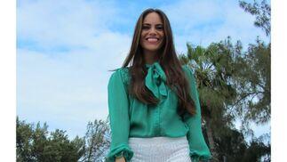 Verde turquesa - Look Verano Playero - Outfit
