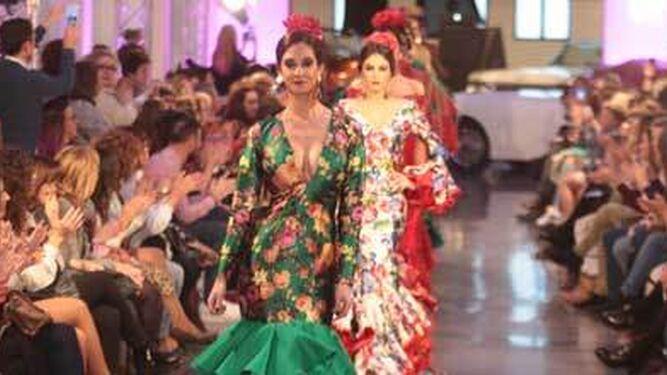 5127e2263 La Pasarela Flamenca de Málaga llega pisando fuerte