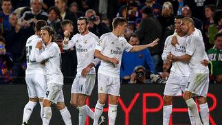 Las imágenes del Barcelona-Real Madrid