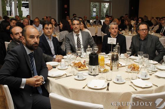 Antonio Sánchez, Manuel Mingorance, Juan Antonio Marchal, José Ángel Ibáñez, Blas Calero y Martín López. Reportaje gráfico: María de la Cruz / Álex Cámara