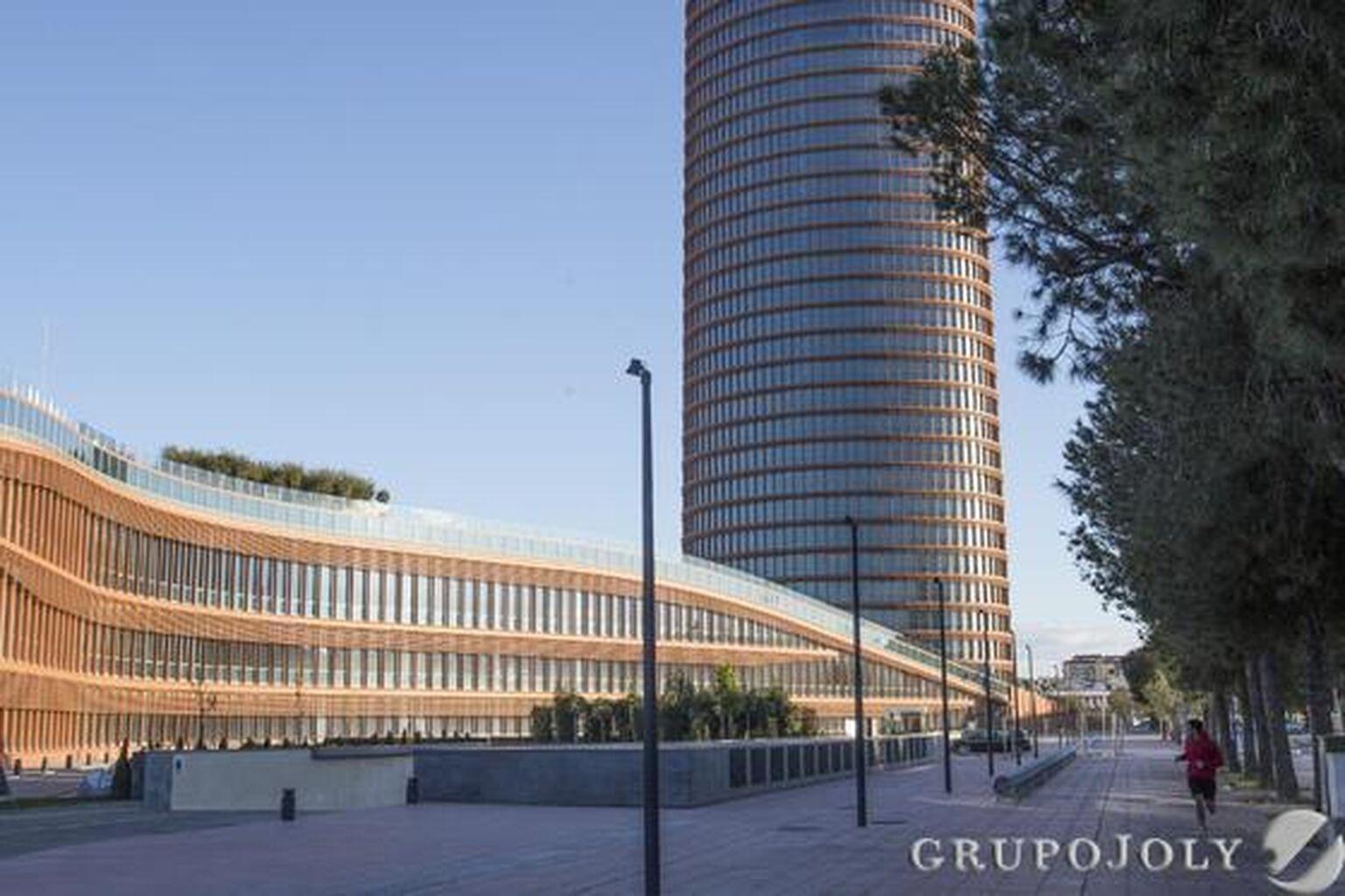 El Centro Comercial De La Torre Sevilla Abrirá El Segundo Semestre